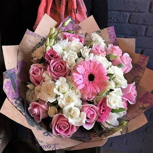 Сборный букет 72: букеты цветов на заказ Flowwow