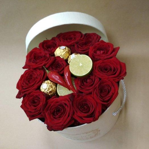 Перчинка midi: букеты цветов на заказ Flowwow