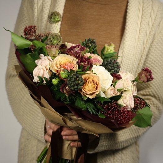 Брауни: букеты цветов на заказ Flowwow