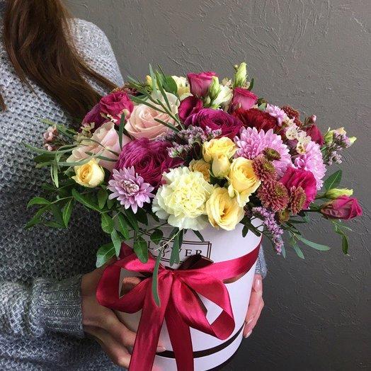 Ягодное смузи: букеты цветов на заказ Flowwow