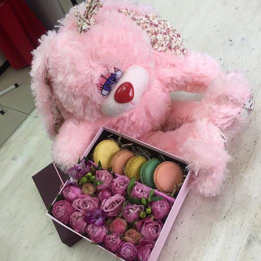 Нежность : букеты цветов на заказ Flowwow