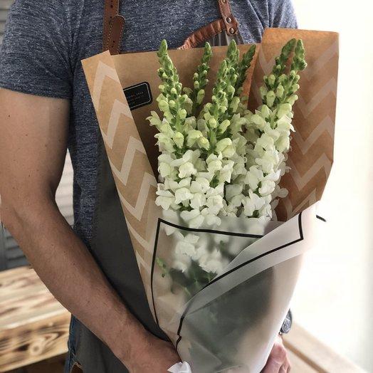 """Монобукет """"Утро в саду"""": букеты цветов на заказ Flowwow"""