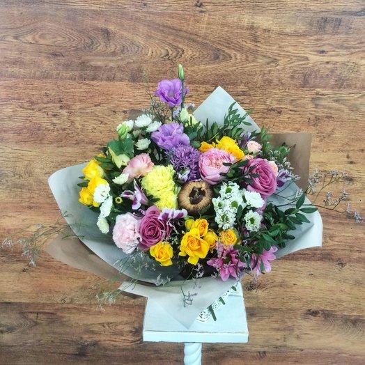 """Букет """"Марибэль"""": букеты цветов на заказ Flowwow"""