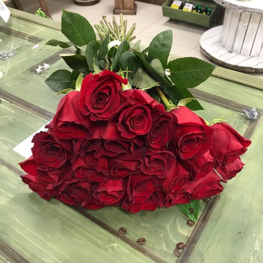 Букет роз : букеты цветов на заказ Flowwow