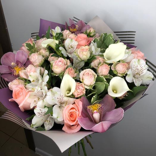 Нежностью : букеты цветов на заказ Flowwow