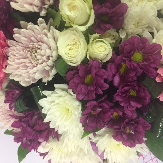 Сборный букет 9: букеты цветов на заказ Flowwow