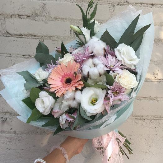 Букет 28: букеты цветов на заказ Flowwow