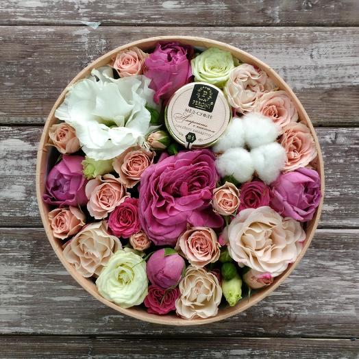 Баночка мёда: букеты цветов на заказ Flowwow