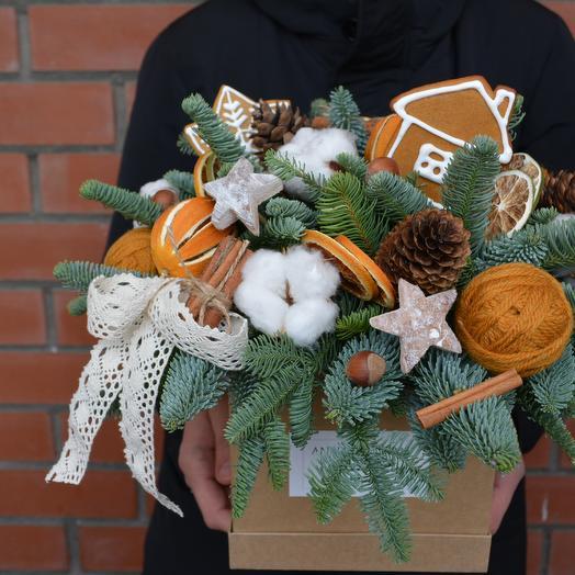 Ароматная: букеты цветов на заказ Flowwow
