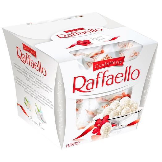 Коробка конфет Рафаэлло: букеты цветов на заказ Flowwow