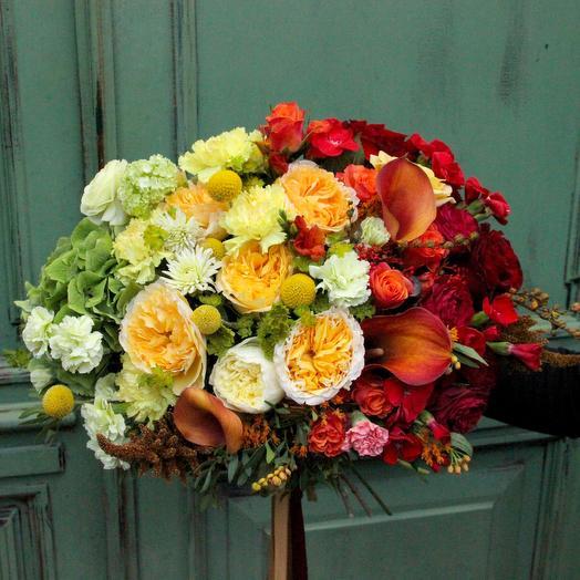 Лучи заката: букеты цветов на заказ Flowwow