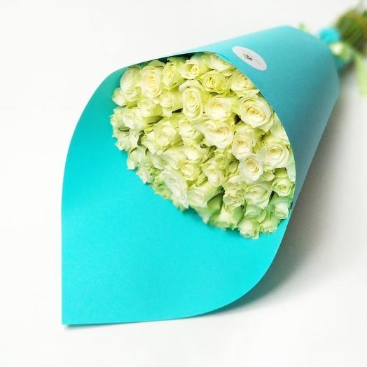 """Тиффани 49"": букеты цветов на заказ Flowwow"