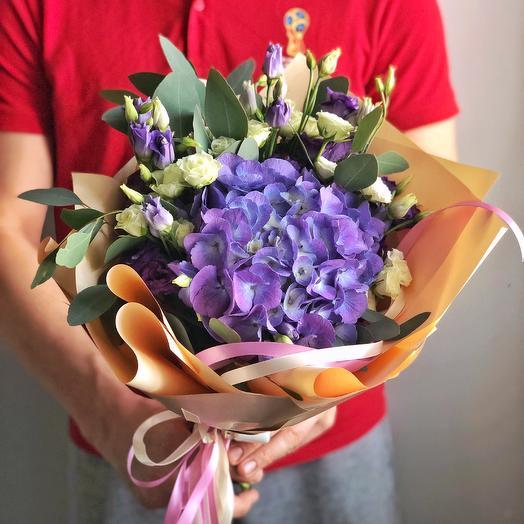 Варьетта: букеты цветов на заказ Flowwow