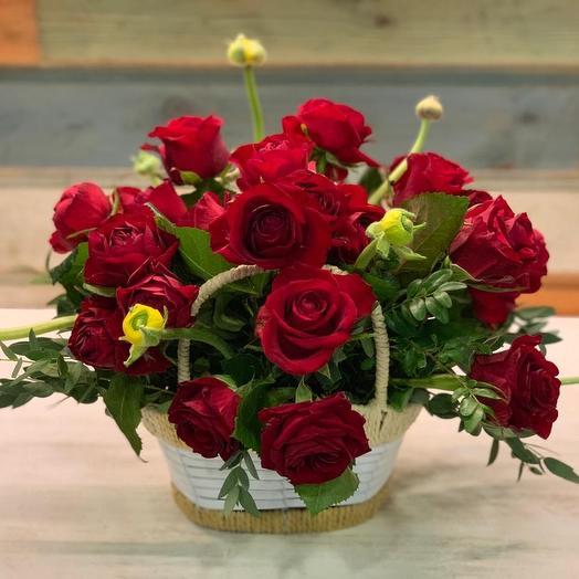 Аленький цветочек: букеты цветов на заказ Flowwow