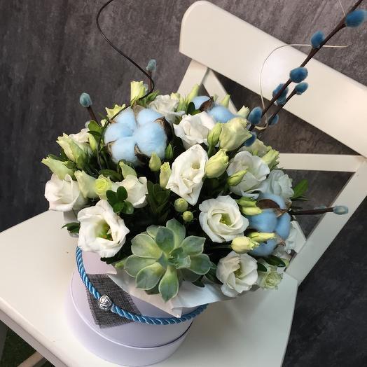 Седьмое небо: букеты цветов на заказ Flowwow