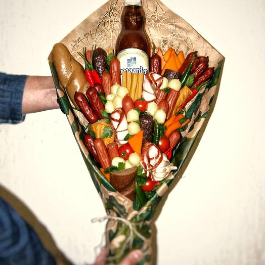 """Одинокий рейнджер"": букеты цветов на заказ Flowwow"