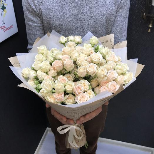 Нежный Вечер: букеты цветов на заказ Flowwow