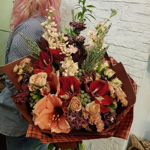 Для любимого мужчины: букеты цветов на заказ Flowwow
