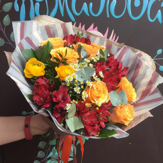 Букет Рапунцель: букеты цветов на заказ Flowwow