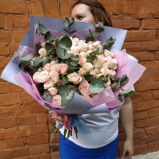 Моя ты прелесть: букеты цветов на заказ Flowwow