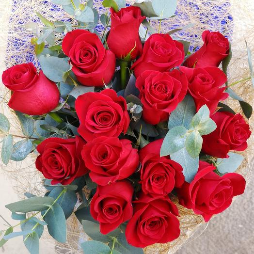 Rose red: flowers to order Flowwow
