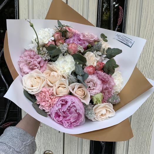 Букет дня -2: букеты цветов на заказ Flowwow