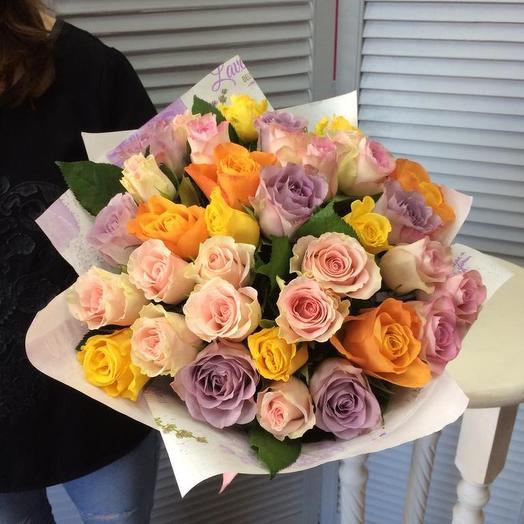 Комплимент)): букеты цветов на заказ Flowwow