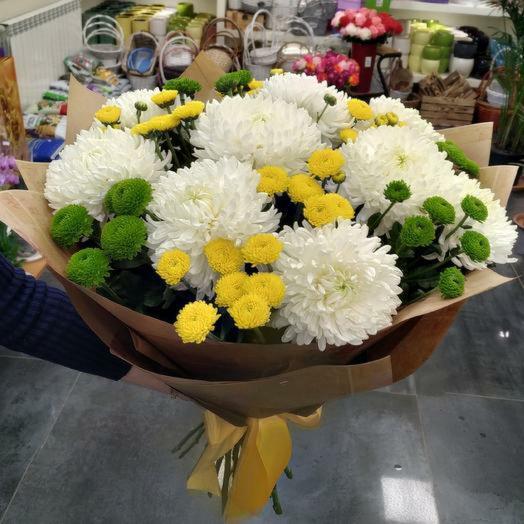 """Букет """"В лучах солнца"""": букеты цветов на заказ Flowwow"""