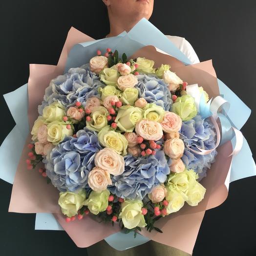 Облако 🌿: букеты цветов на заказ Flowwow
