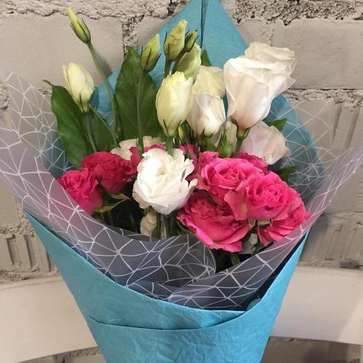 Римский вечер: букеты цветов на заказ Flowwow