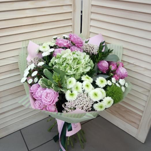 Мечты сбываются: букеты цветов на заказ Flowwow
