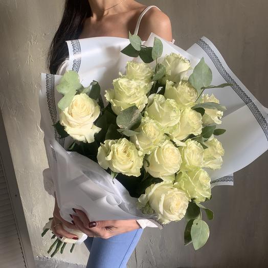 Нежность для мамы🥰: букеты цветов на заказ Flowwow