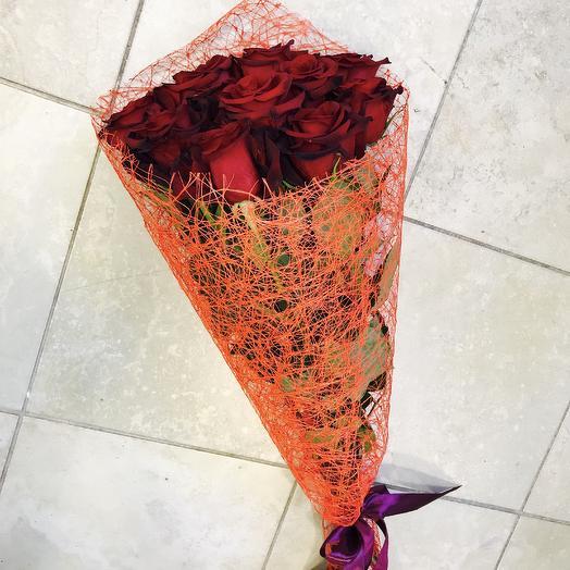 Букет классика 1: букеты цветов на заказ Flowwow