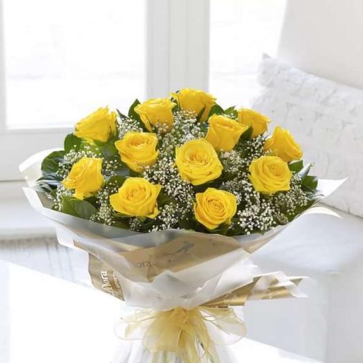 Романтичное утро: букеты цветов на заказ Flowwow