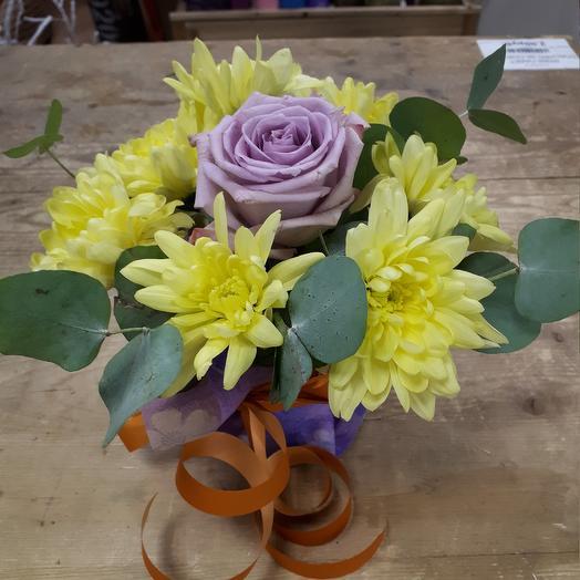 Комплимент🌹: букеты цветов на заказ Flowwow
