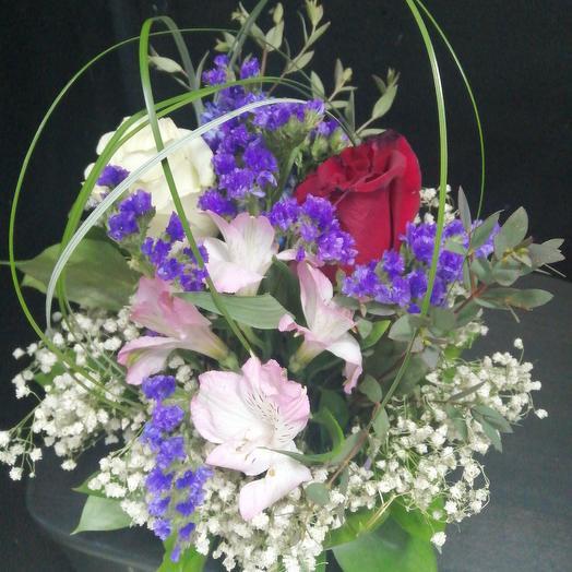 """Композиция """"Belissimo"""": букеты цветов на заказ Flowwow"""
