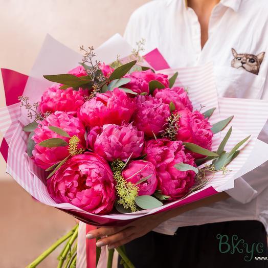 Букет 68: букеты цветов на заказ Flowwow