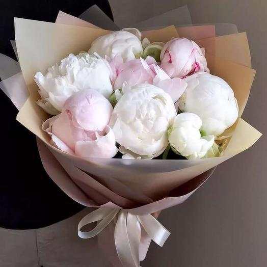 Вдох Одилле: букеты цветов на заказ Flowwow