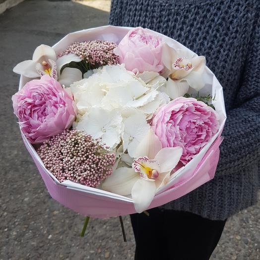 "Bouquet ""Zephyr"""