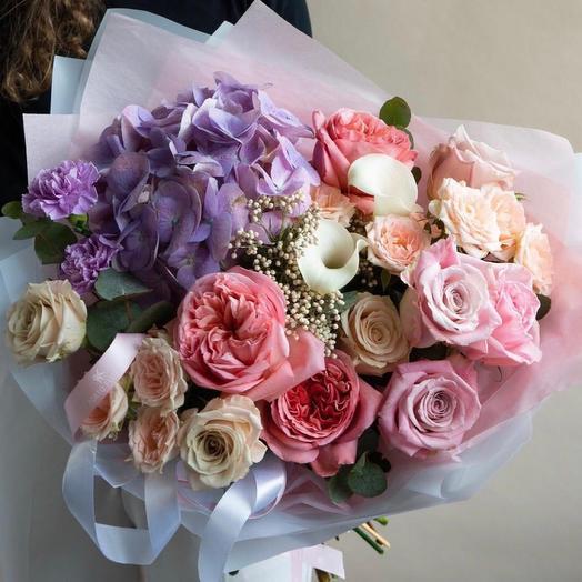 Букет цветов ,,Искренность '