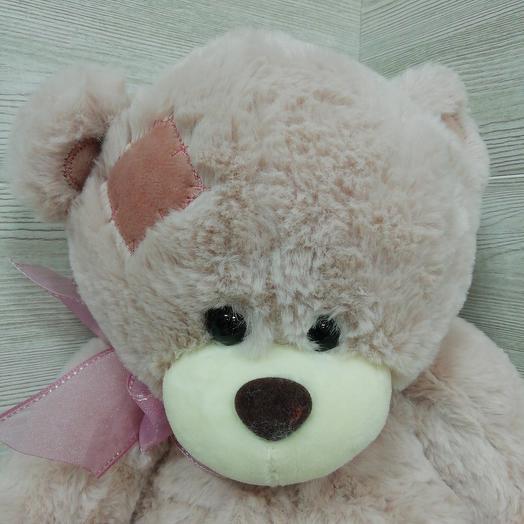 Розовый медведь М💞