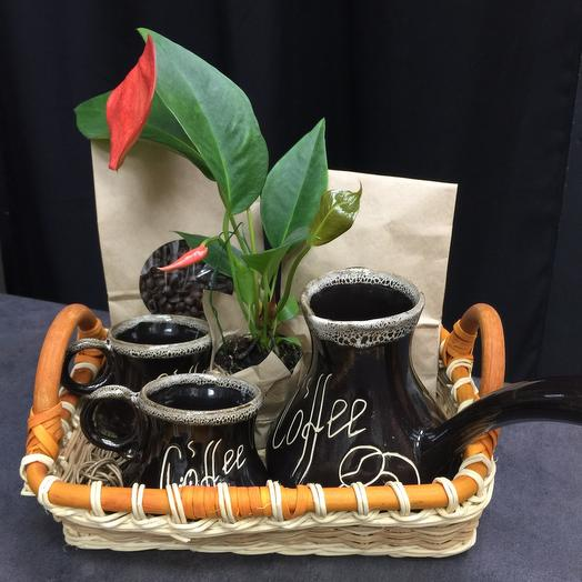 Подарочный набор «Кофе»
