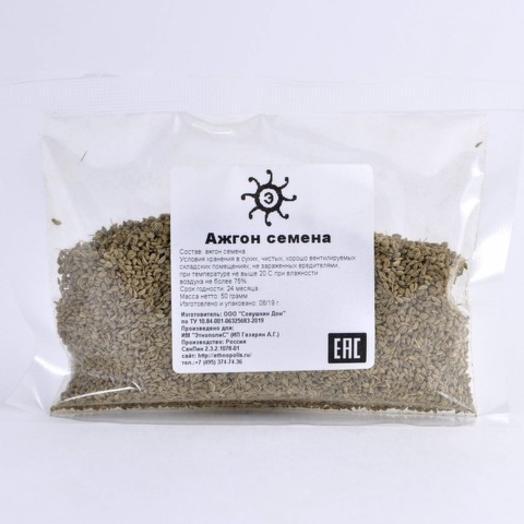 Ажгон семена целые, 50г