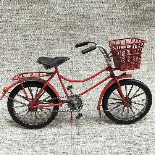 декор велосипед