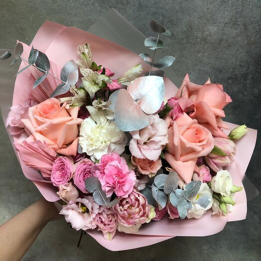 Нежные цветы 🌸