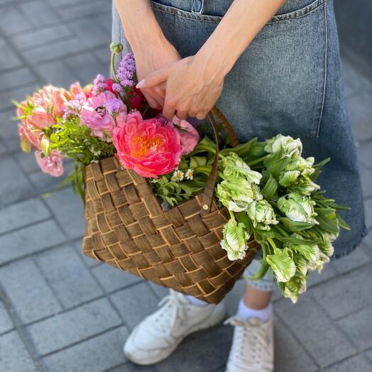 Цветочный Пикник