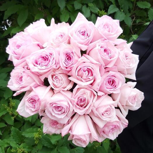 Роза Pink OHARA 60см-21шт