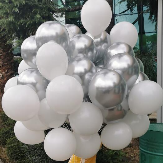 Микс из 50 шаров