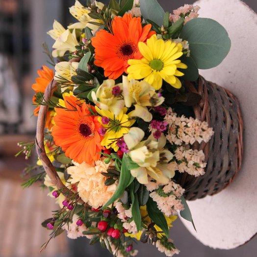 Гостинец: букеты цветов на заказ Flowwow