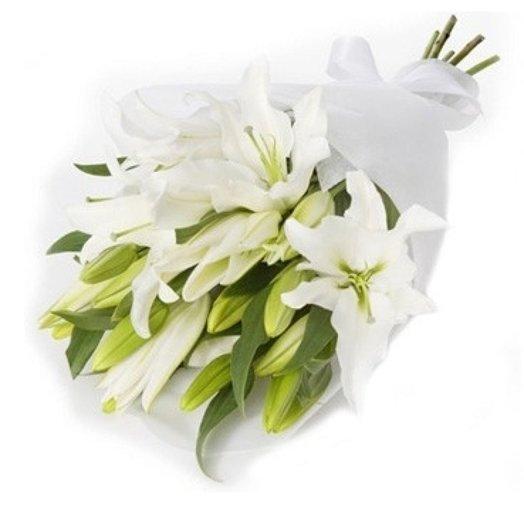 Букет Лилия: букеты цветов на заказ Flowwow